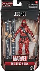 Marvel Legends Series: Spider-man Into The Spider-Verse The Hand Ninja