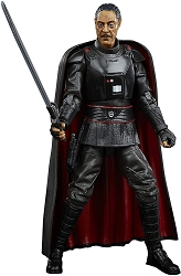 Star Wars The Black Series: The Mandalorian - Moff Gideon F1304 / E8908 ASST