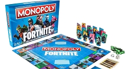 Monopoly: FORTNITE Battle your opponents, and avoid the Storm