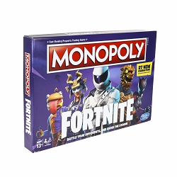 Monopoly: FORTNITE Battle your opponentes, and avoid the Storm