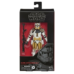Star Wars The Black Series - Clone Commander Bly