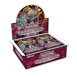 Yu-Gi-Oh! Legendary Duelists: Rage of Ra Booster Box