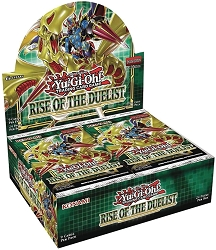 [Pre-Order] Yu-Gi-Oh! Rise of the Duelist Booster Box