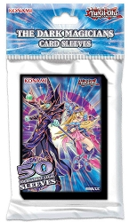 Yu-Gi-Oh! Card Sleeve The Dark Magicians Accessories (50Ct)