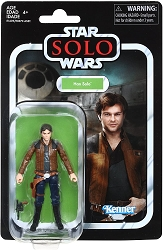 Star Wars The Empire Strikes Back: The Vintage Collection - Han Solo