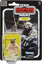 Star Wars The Black Series: 40th Anniversary - Yoda
