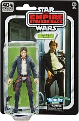 Star Wars The Black Series: 40th Anniversary - Han Solo (Bespin)