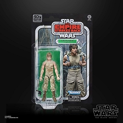 Star Wars The Black Series: 40th Anniversary - Luke Skywalker (Dagobah)