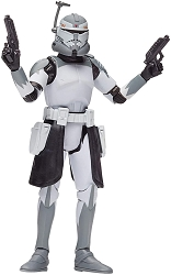 Star Wars The Clone Wars: The Vintage Collection - Clone Commander Wolffe E9395 / E7763