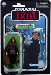 Star Wars Return of The JEDI: The Vintage Collection - Luke Skywalker (Jedi Knight) E9398 / E7763