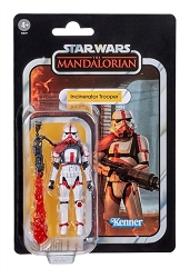 Star Wars The Mandalorian: The Vintage Collection - Incinerator Trooper