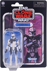 Star Wars The Clone Wars: The Vintage Collection - Captain Rex