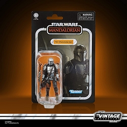 Star Wars The Mandalorian: The Vintage Collection - The Mandalorian BESKAR VC181