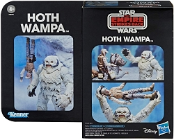 Star Wars: The Vintage Collection - Hoth Wampa Action Figure