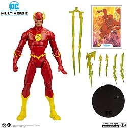 DC Multiverse: DC Rebirth - The Flash Action Figure