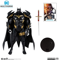 DC Multiverse: Curse of The White Knight - Azrael Batman Armor Action Figure