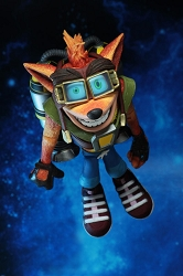 NECA Crash Bandicoot - Crash with Jetpack Deluxe 7