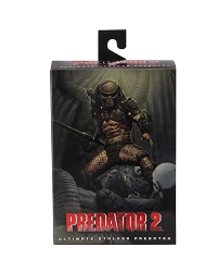 NECA Predator 2 Ultimate Stalker Predator 7 Action Figure
