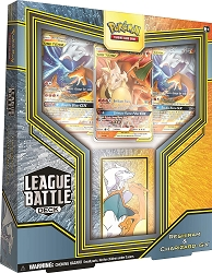 Pokemon TCG: League Battle Deck Reshiram & Charizard-GX