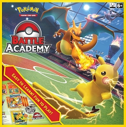 Pokemon TCG: Pokemon Battle Academy
