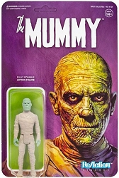 Super7 ReAction: The Mummy Action Figure