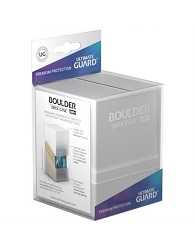Ultimate Guard: Boulder 100+ Deck Case - Frosted