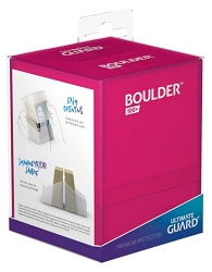 Ultimate Guard: Boulder 100+ Deck Case - Rhodonite