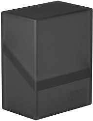 Ultimate Guard: Boulder 60+ Deck Case - Onyx