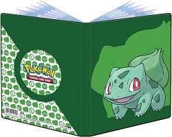 Ultra Pro: Pokemon - Portfolio Bulbasaur 4-Pocket