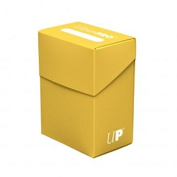 Ultra Pro Deck Box - Yellow