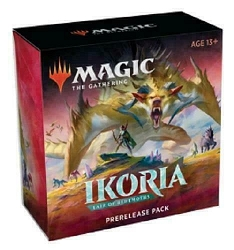 Magic the Gathering: Ikoria Lair of the Behemoths Pre-Release Kit
