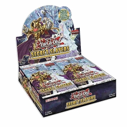 Yu-Gi-Oh Secret Slayers TCG - Booster Box
