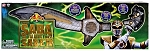 Power Rangers: Mighty Morphin Legacy - Saba the Talking Tiger Sword