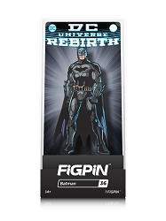 DC Comics: DC Rebirth - Batman FiGPiN #36