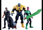 DC Collectibles: Superheroes of Green Lantern 4-Pack (SDCC 2013 Exclusive)