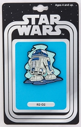 Star Wars: R2-D2 Lapel Pin w/ Vintage Card Back (Our NYCC Exclusive)