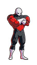 Dragon Ball FighterZ - Jiren FiGPiN #244