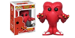 POP! Animation: Looney Tunes - Gossamer Vinyl Figure #263 (Funko Specialty Series)