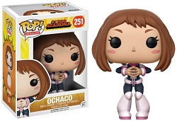 POP! Animation: My Hero Academia - Ochaco Vinyl Figure #251