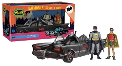 Funko Heroes DC: 1966 Batmobile with Batman & Robin