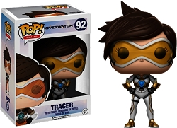 POP! Games: Overwatch - Tracer Vinyl Figure #92 (GameStop Exclusive)