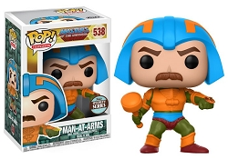 POP! Television: Masters of the Universe - Man-at-Arms Vinyl Figure #538 (Funko Specialty Series)