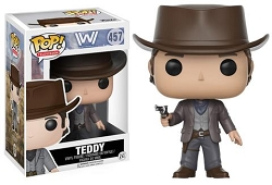 POP! Television: Westworld - Teddy Vinyl Figure #457