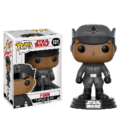 POP! Star Wars: The Last Jedi - Finn Vinyl Figure #191
