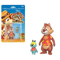Funko Action Figures: Chip n' Dale: Resue Rangers - Dale & Zipper Action Figure