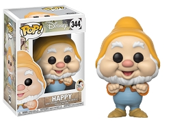 POP! Disney: Snow White - Happy Vinyl Figure #344