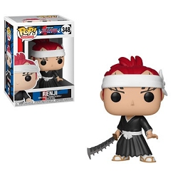 POP! Animation: Bleach - Renji Vinyl Figure #348