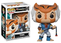POP! Animation: Thundercats - Tygra Vinyl Figure #573 (Funko Specialty Series)