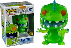 POP! Animation: Rugrats - Reptar GID Vinyl Figure #227 (Entertainment Earth Exclusive)