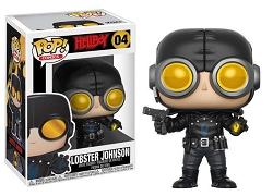 POP! Comics: Hellboy - Lobster Johnson Vinyl Figure #4